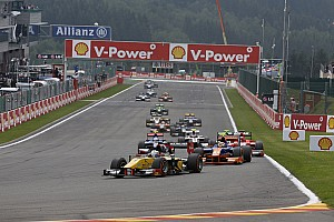 GP2 Race report Spa: DAMS keeps up the momentum