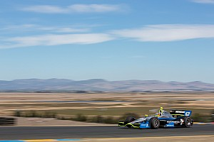 IndyCar Race report SFHR struggles to shake off bad luck in Sonoma and finishes 22nd, 24th