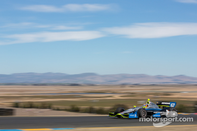 SFHR struggles to shake off bad luck in Sonoma and finishes 22nd, 24th