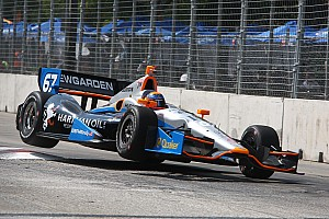 IndyCar Qualifying report Newgarden claims career first Firestone Fast 6, starts 5th in Baltimore