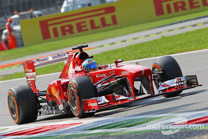 Italian GP - Five out of ten for Ferrari