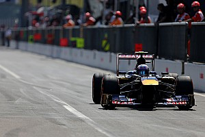 Toro Rosso is top-10 on qualifying for the Italian GP