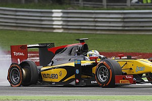 GP2 Race report DAMS: Scant reward for proven pace at Monza