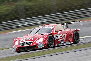 Super GT Race report Tachikawa and Hirate take victory in Fuji GT 300km