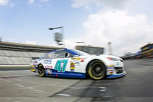 NASCAR Sprint Cup Preview AJ Allmendinger will pilot the No. 47 at Chicagoland Spedway