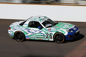 Grand-Am Race report Freedom Autosport 1-2 at Mazda Raceway for 3rd consecutive year