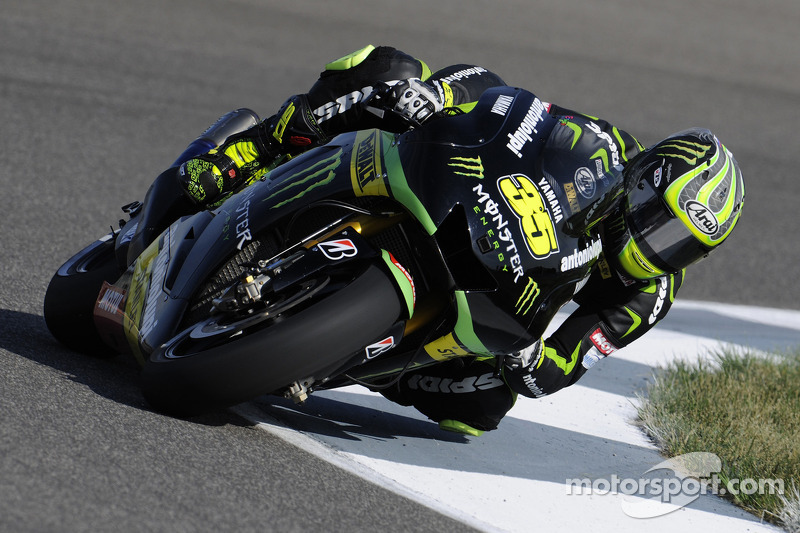Crutchlow and Smith target improvements after difficult start in Misano