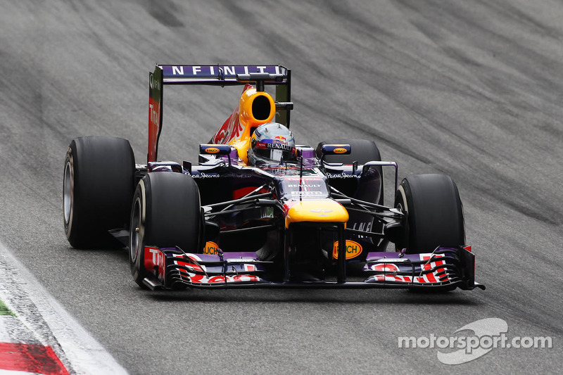 Red Bull 'getting better' over years - Vettel