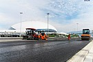 The Formula One Russian Grand Prix circuit is ready for its first demo run