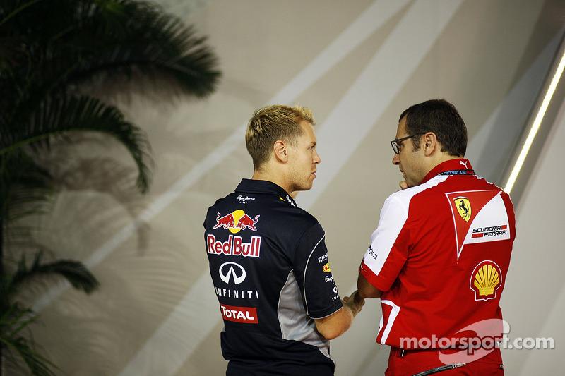 Ferrari plans Vettel future in Singapore