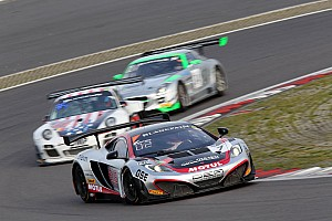Endurance Race report Hexis Racing didn't finish the race at Nurburgring
