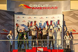 ALMS Race report Podium finish for Extreme Speed Motorsports at COTA