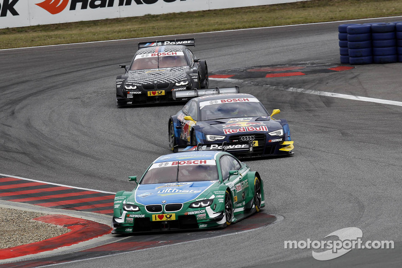 Blustery race on the North Sea coast: BMW DTM teams ready for their trip to Zandvoort
