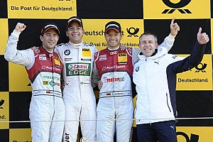 DTM Race report Farfus wins at Zandvoort - Rockenfeller is the new champion