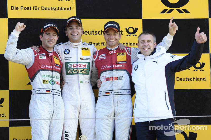 Farfus wins at Zandvoort - Rockenfeller is the new champion