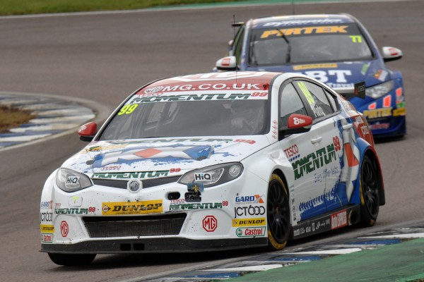 Plato takes double at Silverstone as Jordan extends lead