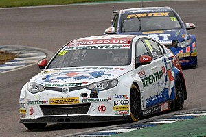 BTCC Race report Plato takes double at Silverstone as Jordan extends lead