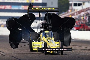 NHRA Qualifying report J.Force, Lucas, Johnson and Ray lead Friday qualifying at Maple Grove Raceway