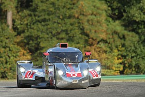 ALMS Qualifying report DeltaWing coupe ready for the Oak Tree GP at VIR