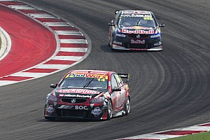 V8 Supercars Practice report Big improvements for Lockwood Racing at Bathurst