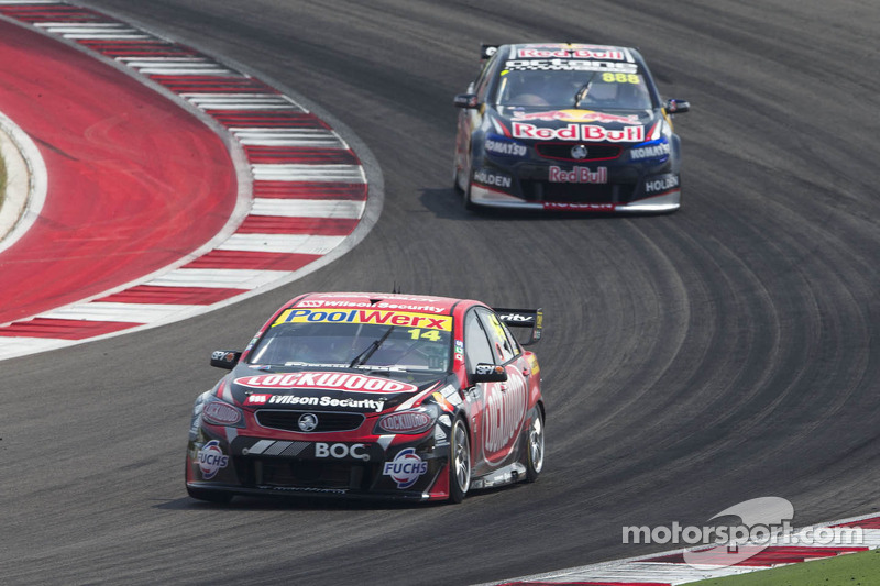 Big improvements for Lockwood Racing at Bathurst