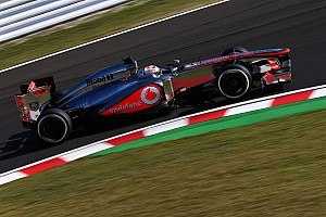 Mclaren performed a good run in Friday's free practice at Suzuka