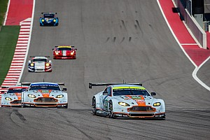 WEC Preview Aston Martin shuffles driver line up for Fuji in push for World title