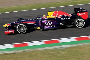 Formula 1 Practice report Webber quickest in final practice at Suzuka