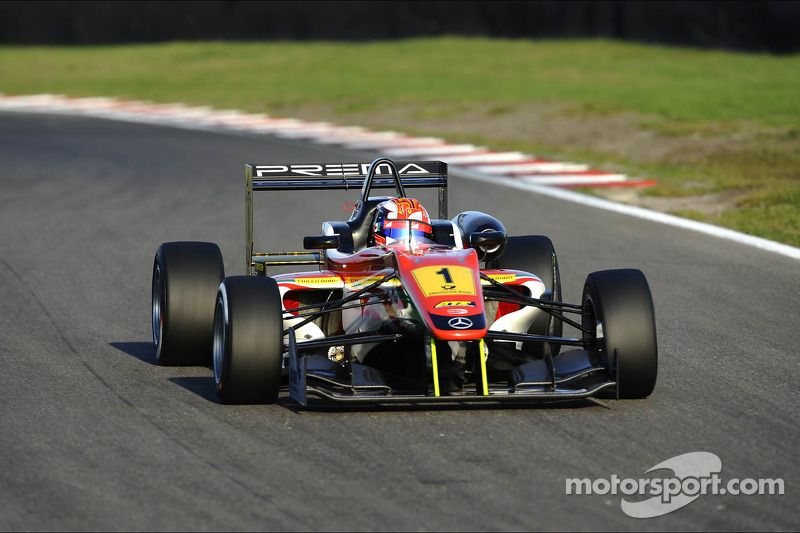 Marciello re-increases the gap at the Autodromo Piero Taruffi