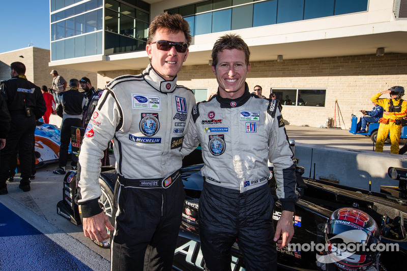 Level 5 and Tucker set for championship showdown at Road Atlanta