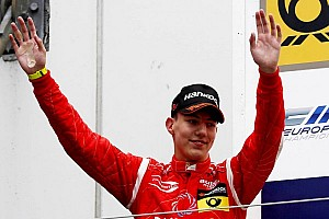 F3 Europe Breaking news 2013 FIA F3 European Champion: Raffaele Marciello