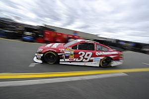 NASCAR Sprint Cup Race report Uneventful day for Newman at Talladega