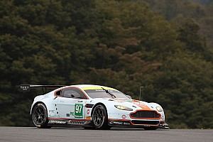 WEC Race report Aston Martin wins in the wet at Fuji Speedway