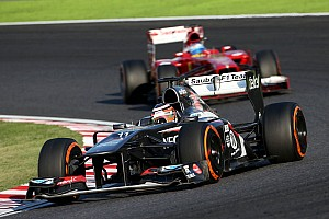 Sauber drivers looks for more points at India