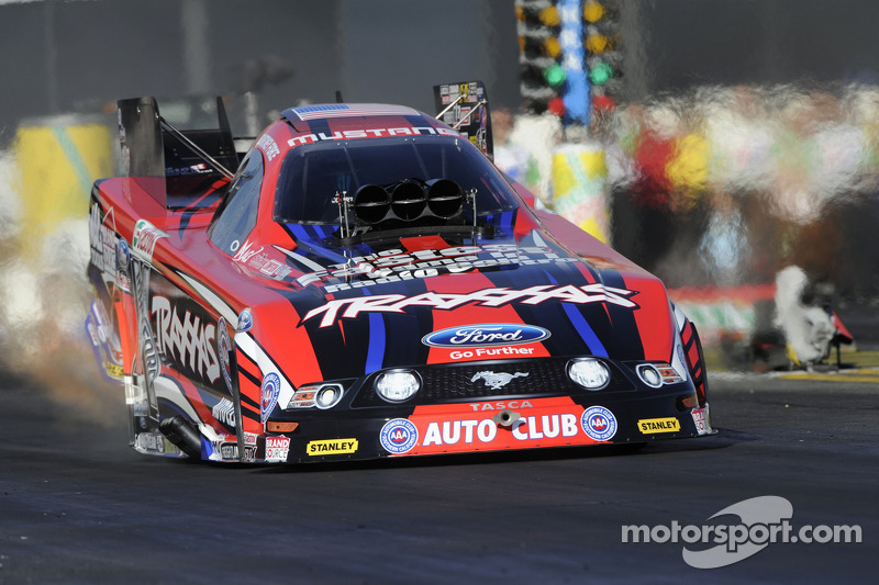 Langdon, C.Force, Johnson and Arana lead Friday qualifying at Las Vegas