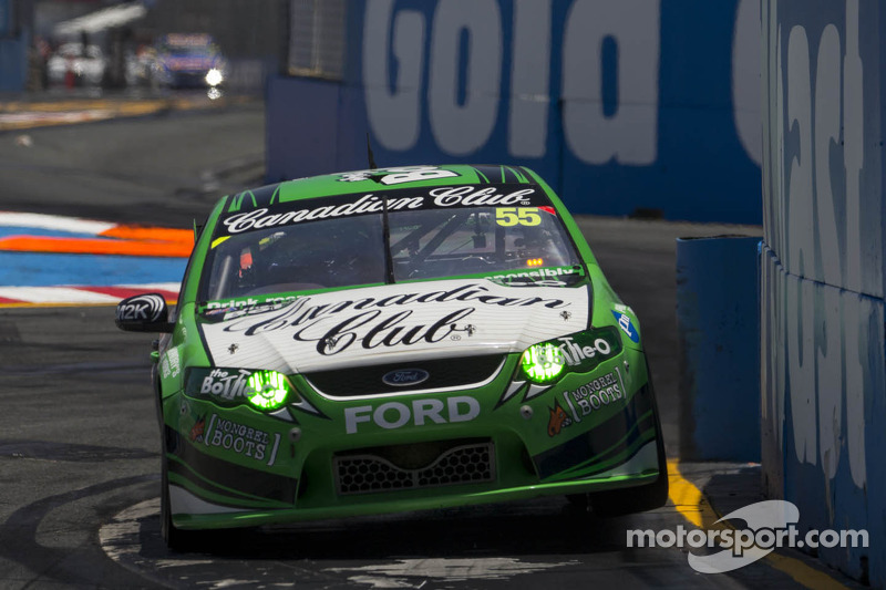 Reynolds breaks through on the Gold Coast