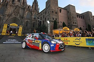 WRC Race report Kubica secures WRC 2 title in Spain