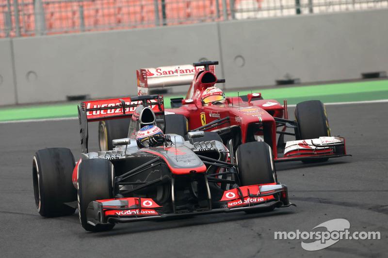 Vodafone McLaren Mercedes takes Indian momentum to Abu Dhabi