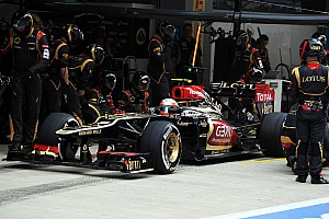 Formula 1 Preview Lotus head to the site of first win with Kimi Raikkonen - Yas Marina Circuit