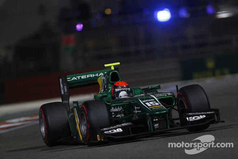 Rossi lights up Abu Dhabi qualifying