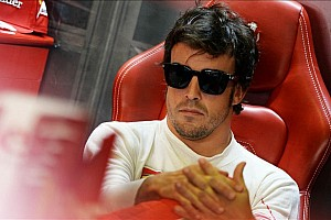 Formula 1 Breaking news Alonso plays down pace gap to teammate Massa