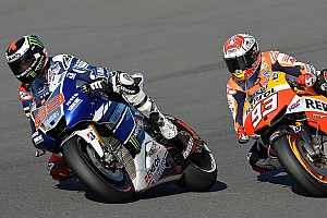 Bridgestone: Marquez and Lorenzo title fight in Spain