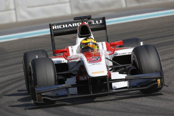 Stoffel Vandoorne dominates Day 3 at Abu Dhabi post-season testing