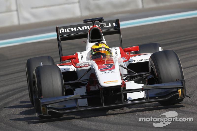 Stoffel Vandoorne dominates Day 3 at Abu Dhabi post-season testing