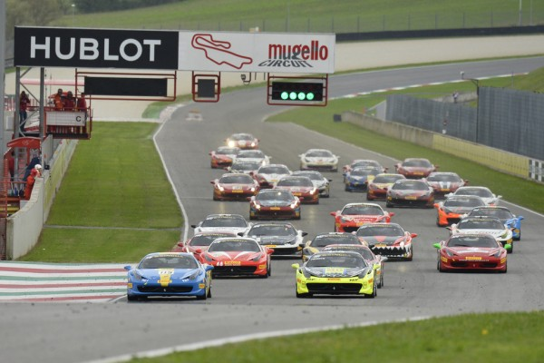 Finali Mondiali: Chukanov's title thriller at Mugello