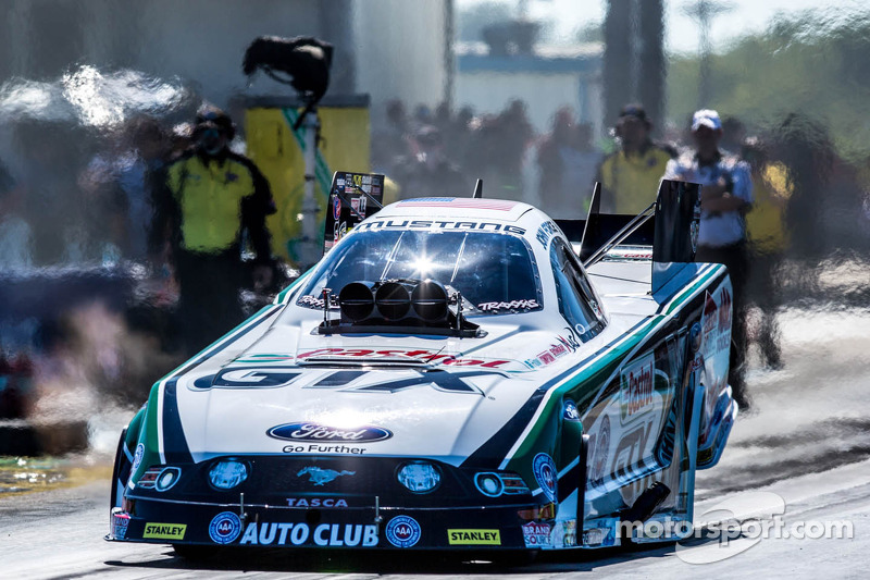 Force No. 1 at Auto Club finals
