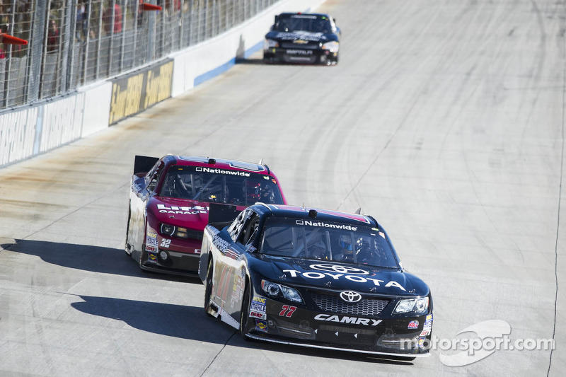 Kligerman overcomes pit-road infraction to collect 12th place finish
