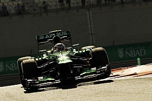 Formula 1 Breaking news Kovalainen admits 2014 Caterham seat likely