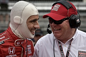 Chip Ganassi talks about Franchitti