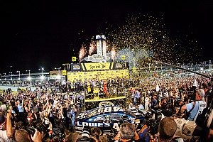 NASCAR Sprint Cup Race report Hendrick Motorsports takes it's 11th title